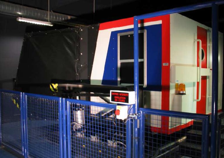 jouez pour gagner une visite au simulateur de conduite d 39 asni res. Black Bedroom Furniture Sets. Home Design Ideas