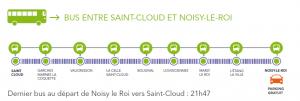 Eté 2016 bus St Cloud Noisy