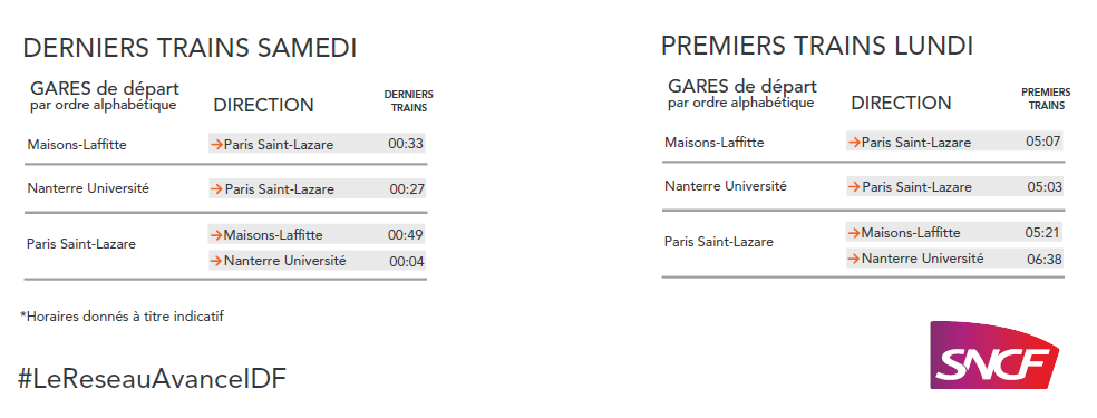 horaire bus 2 poissy