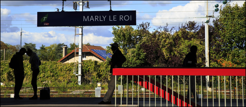 Marly le roi des travaux pour une gare plus accessible - Piscine de marly le roi ...